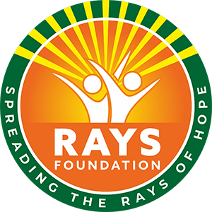 Rays Foundation logo